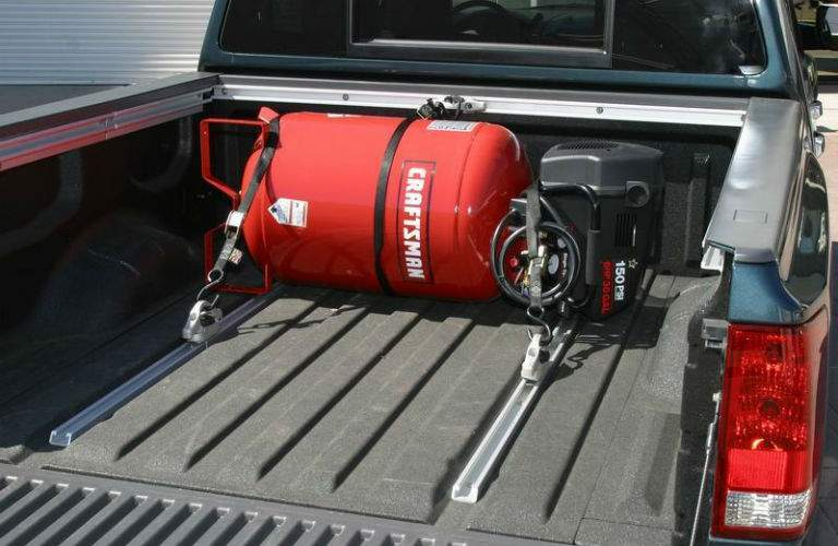 Used Nissan Titan Exterior Truck Bed