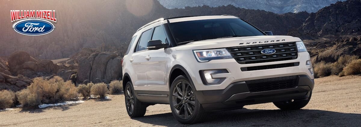 2017_Ford_Explorer_near_Augusta_GA