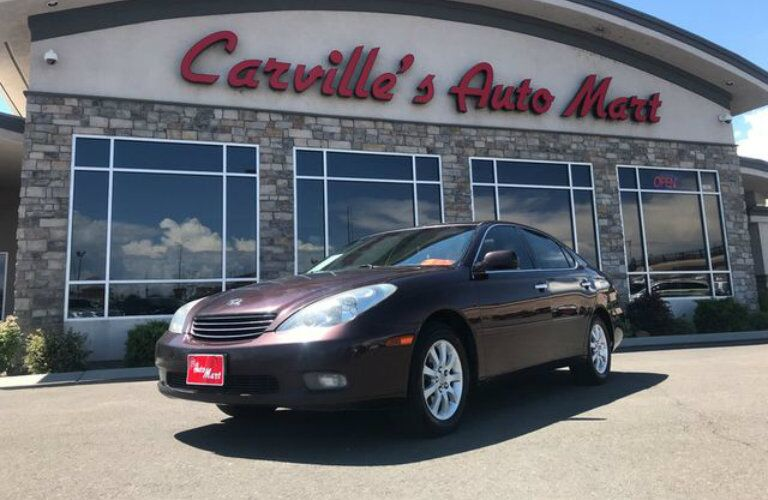 2002 Lexus ES 300 at Carville's Auto Mart