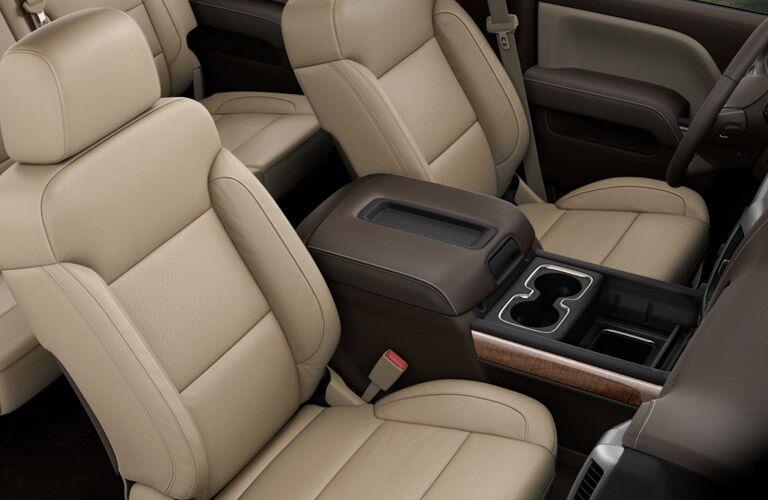 Used Chevy Silverado 1500 interior