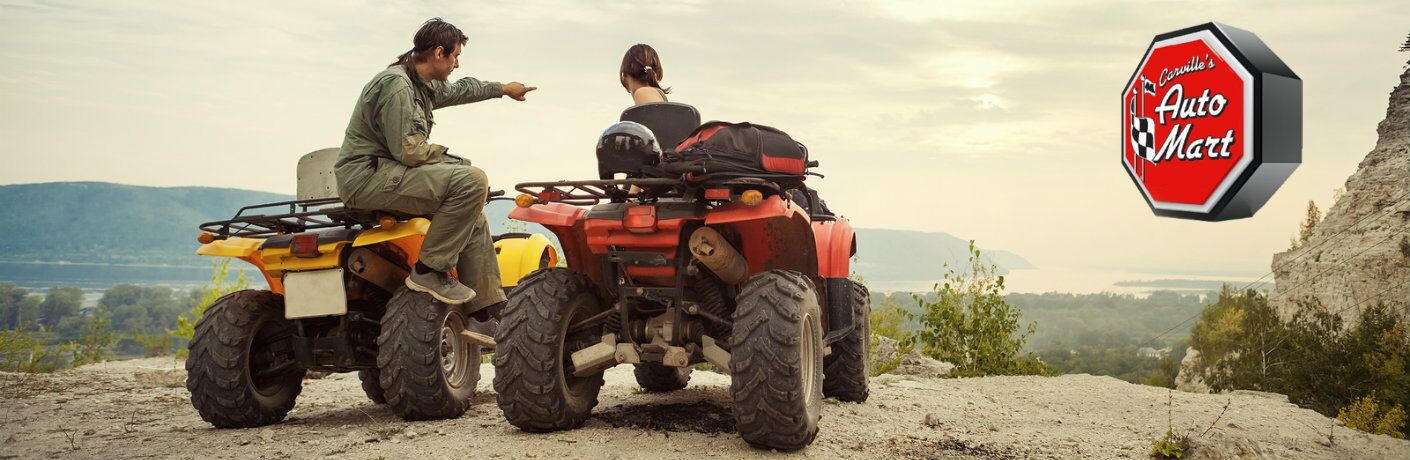 Used ATVs and UTVs in Grand Junction CO
