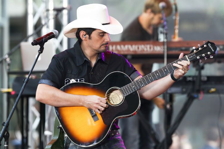 Brad Paisley Country Jam 2016 pre-party ticket giveaway Mack CO