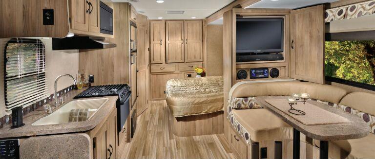 Coachmen Prism interior Aspen CO