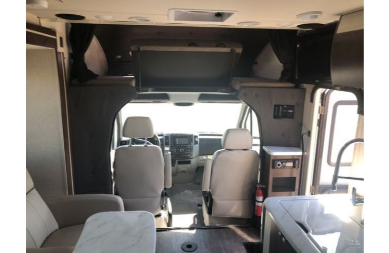 Coachmen Prism interior view