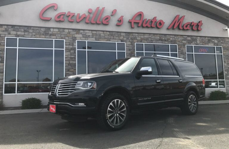 Custom Lincoln Navigator Grand Junction CO