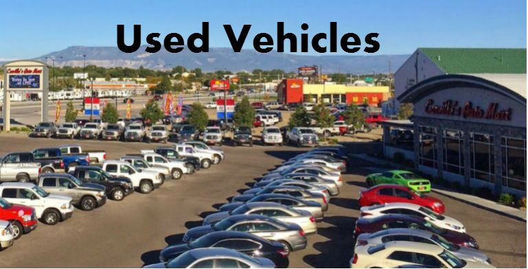 Used Vehicles trucks fifth wheels SUVs cars Grand Junction CO
