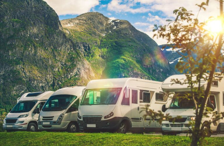 Benefits of purchasing a motorhome with Carville's Auto Mart