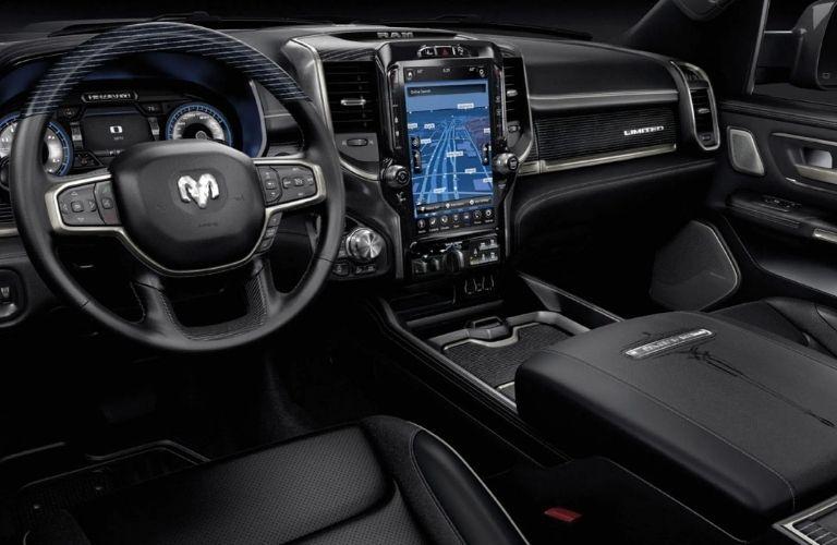 RAM Truck Interiors