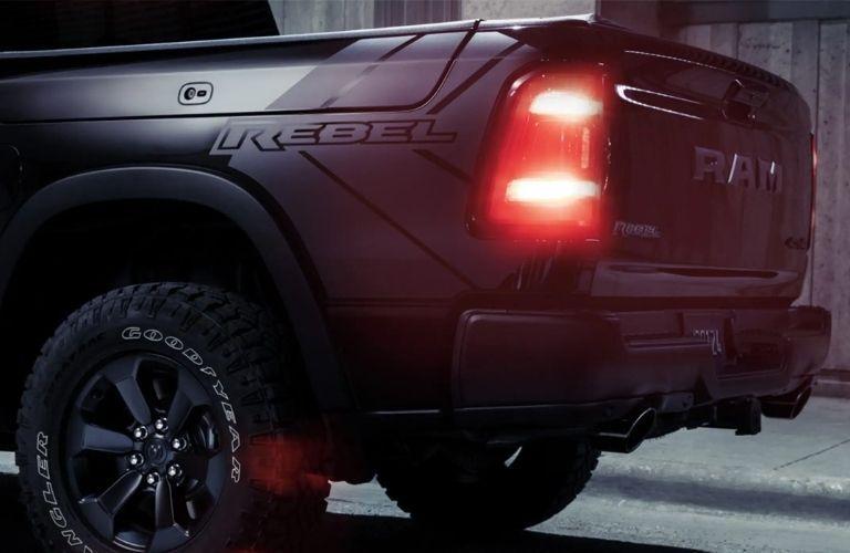 RAM Truck Nightshade