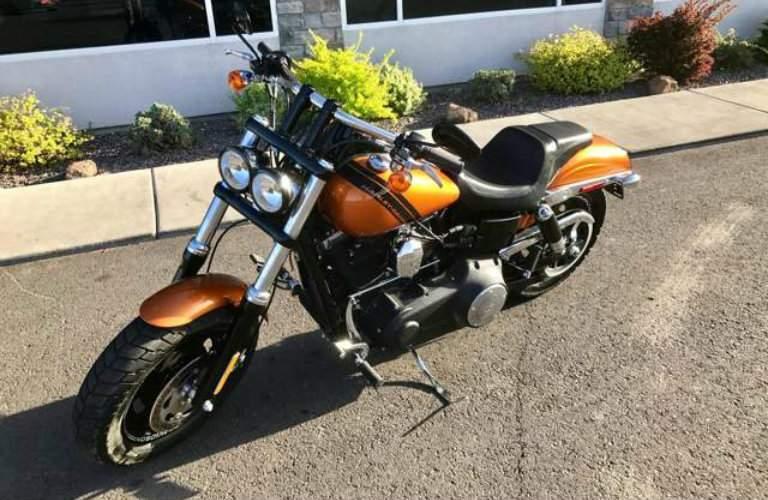 Harley Davidson Fat Bob Grand Junction CO
