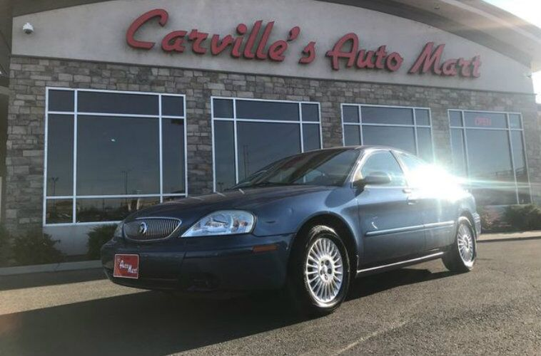 2004 Mercury Sable at Carville's Auto Mart