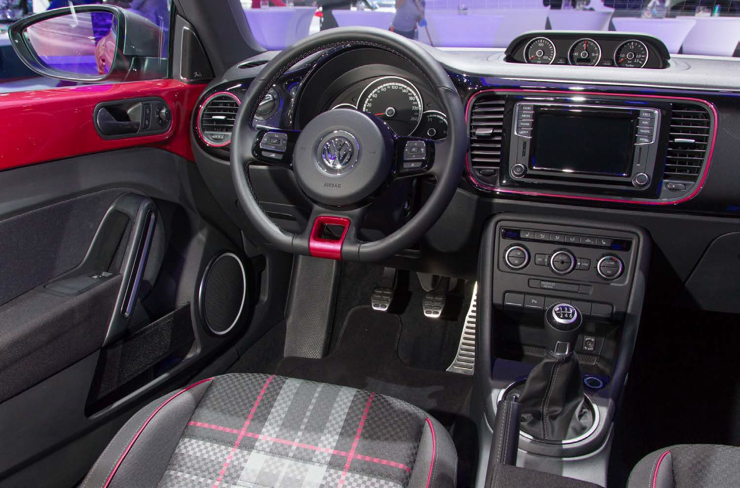 how vehicles a pinkbeetle volkswagen power make helped fans of pink beetle newsroom the reality