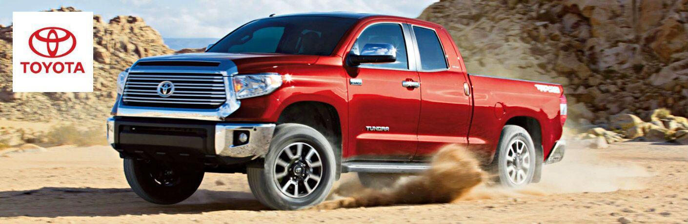 2016 Toyota Tundra Yuma AZ