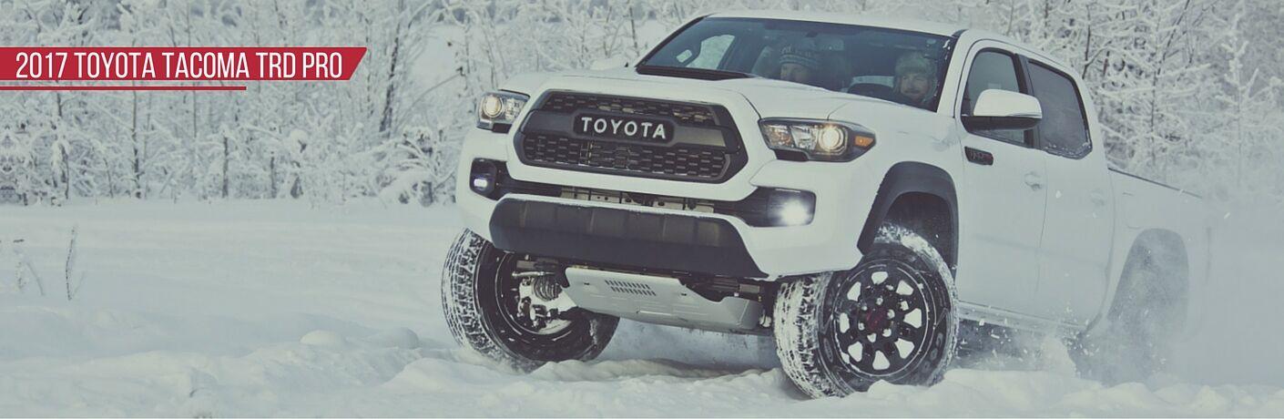 2017 Toyota Tacoma TRD Pro Yuma AZ