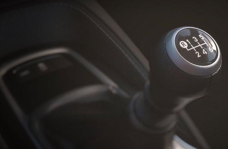 Shifter inside the 2019 Toyota Corolla Hatchback