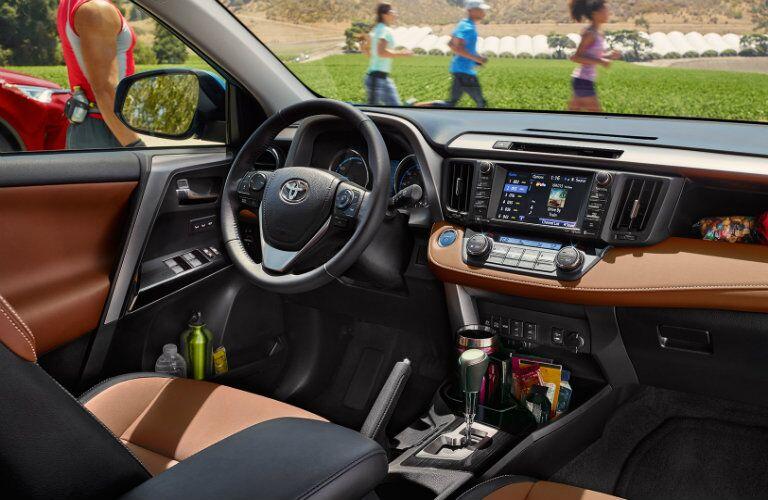 2017 Toyota Rav4 Entune Suite