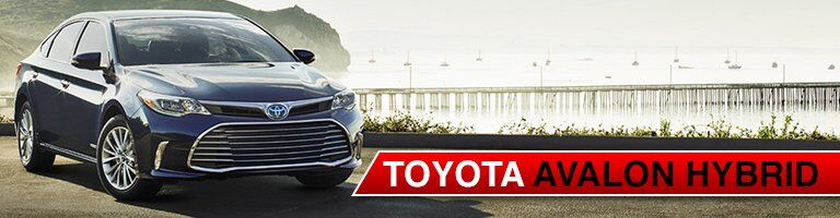 You May Also Like Toyota Avalon Hybrid