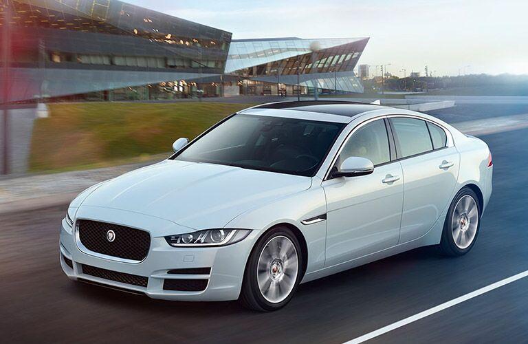 2017 Jaguar XE San Antonio TX White