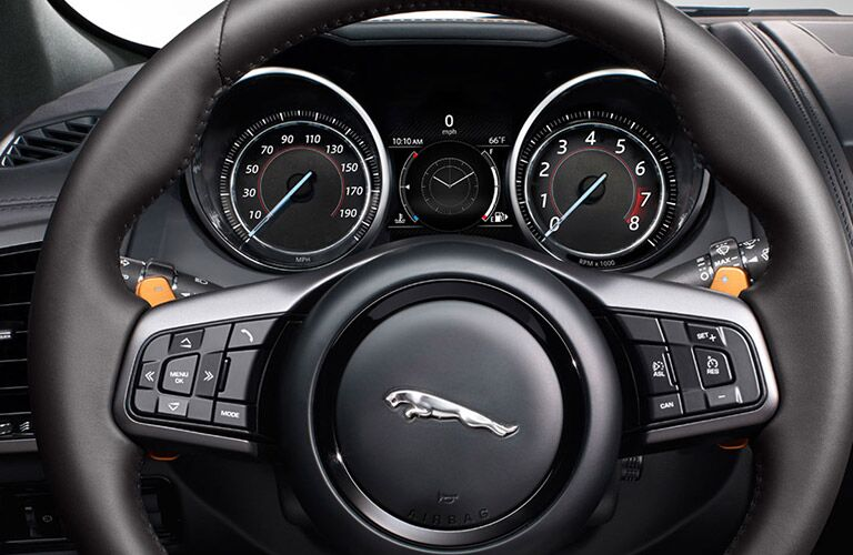 2016 Jaguar F-Type San Antonio TX - Dashboard