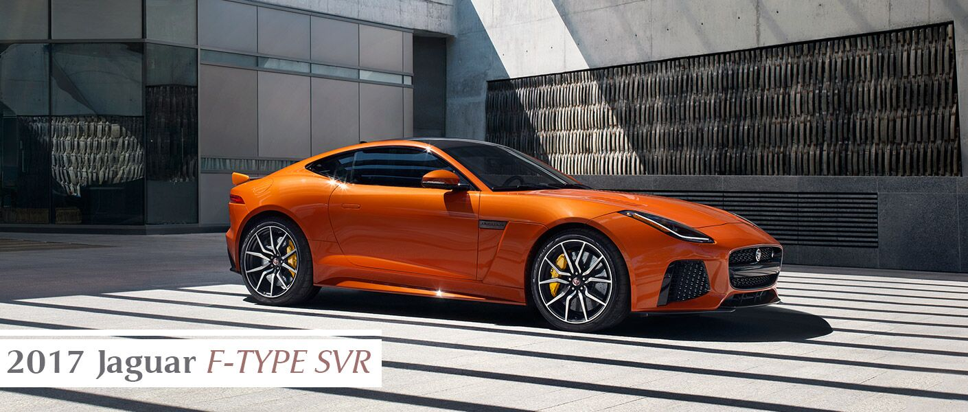 2017 Jaguar F-TYPE SVR Bexar County TX