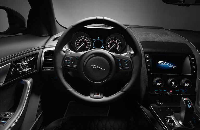 2017 Jaguar F-TYPE SVR Bexar County TX Technology