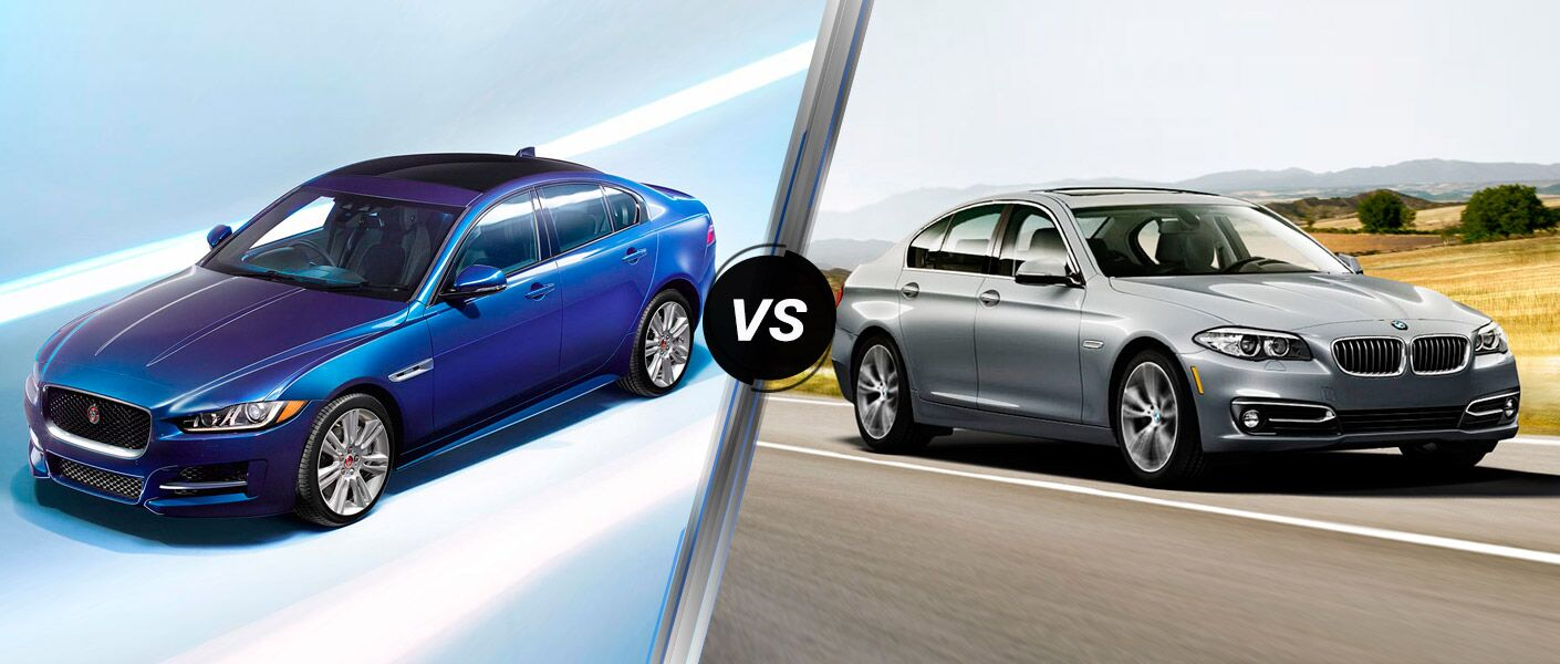2017 Jaguar XE vs 2016 BMW 328i