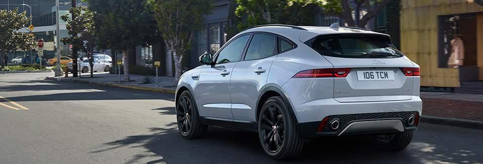 2018 Jaguar E-Pace SUV in San Antonio, TX