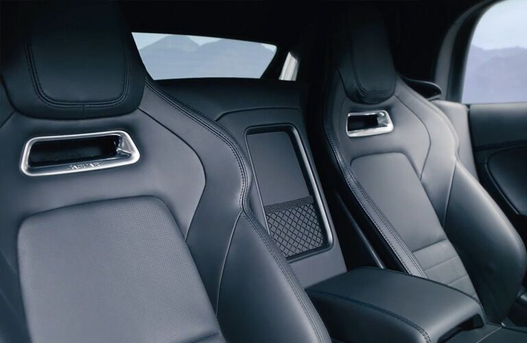 2019 Jaguar F-TYPE Front Seats