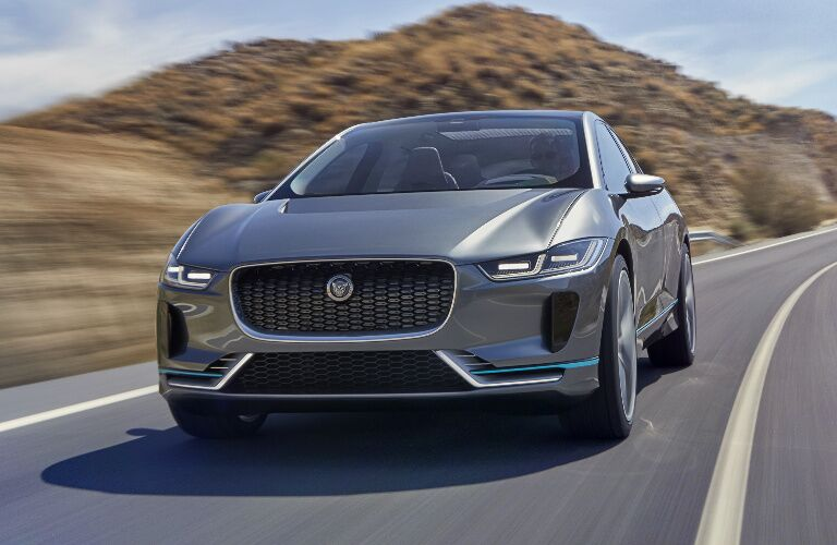 Jaguar I-PACE San Antonio TX Performance Specs