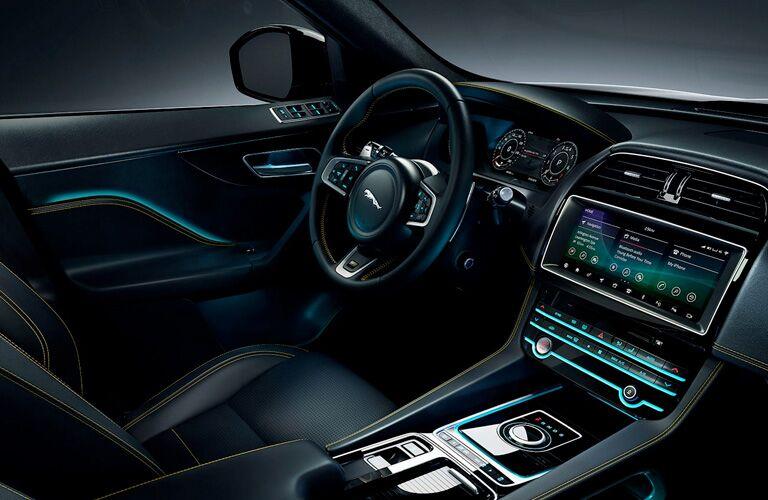 2020 Jaguar F-PACE 300 Sport Interior
