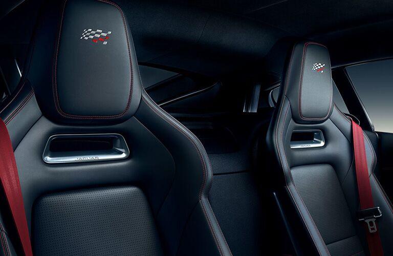 2020 Jaguar F-Type Seats