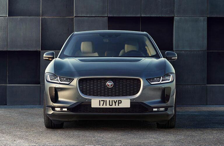 2020 Jaguar I-PACE front end