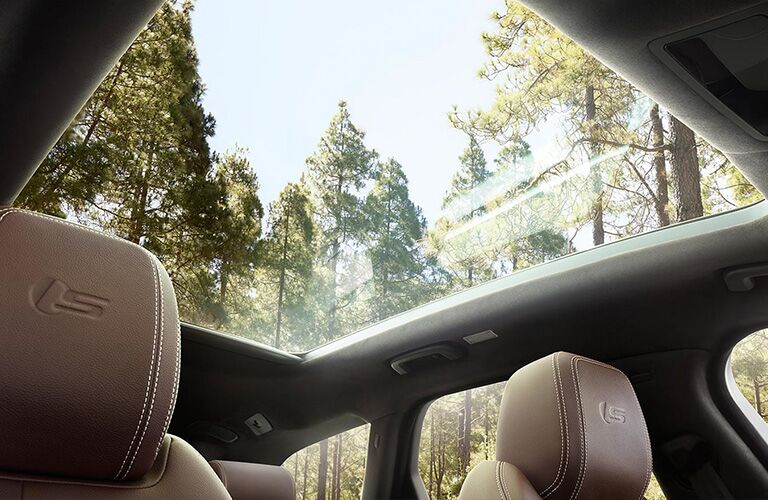 2020 Jaguar XF Sportbrake Panoramic Sunroof