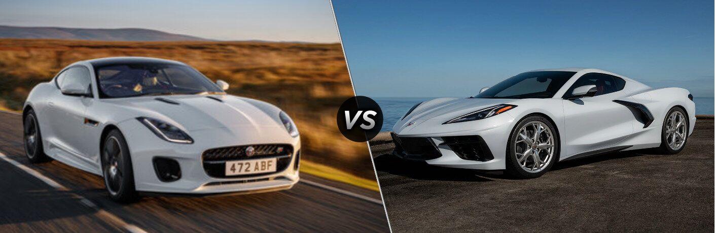 2020 Jaguar F-TYPE vs 2020 Chevrolet Corvette