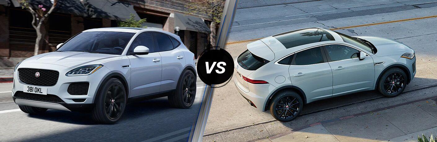 2021 Jaguar E-PACE vs 2020 Jaguar E-PACE