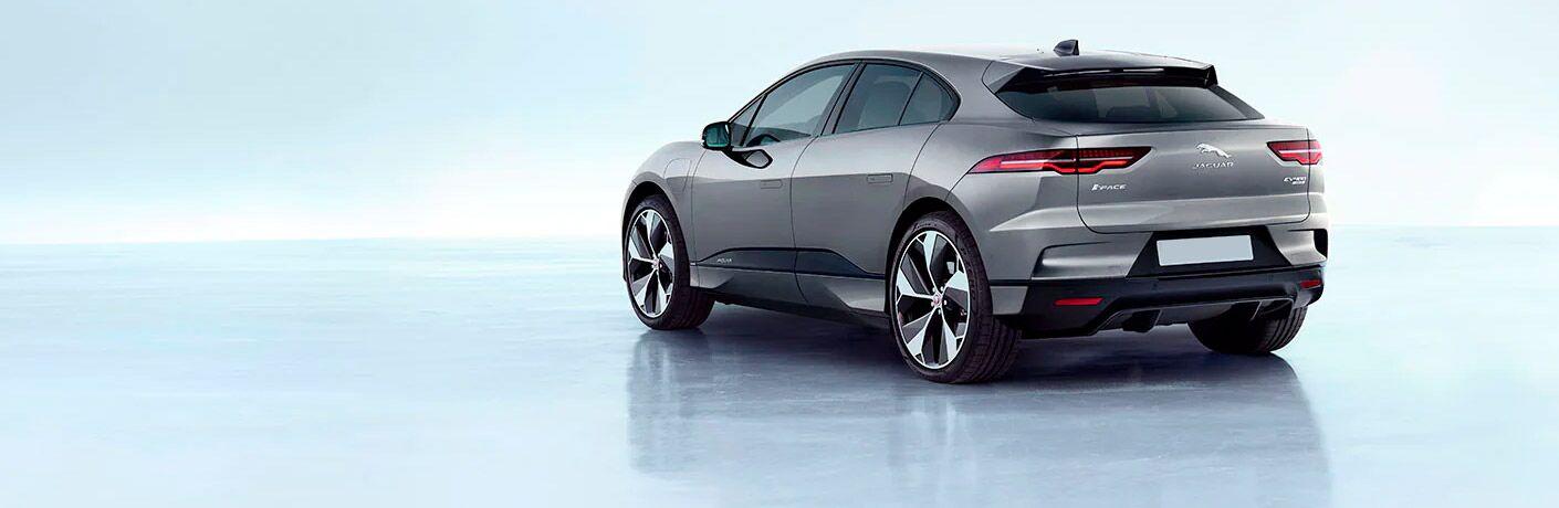 2022 Jaguar I-PACE back end