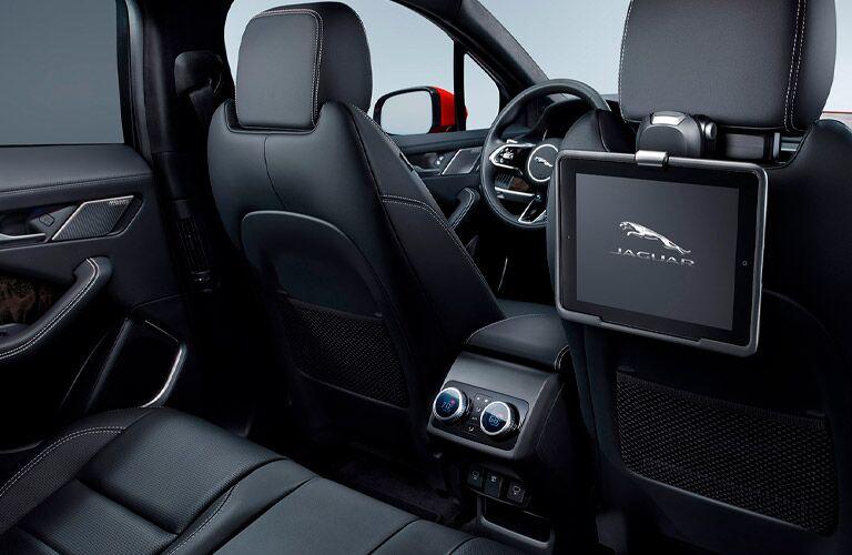 2022 Jaguar I-PACE back seats