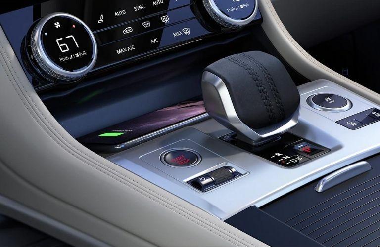 2021 Range Rover Velar gear