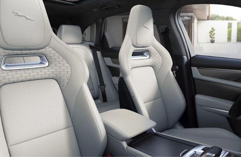 2021 Jaguar F-PACE SEATING