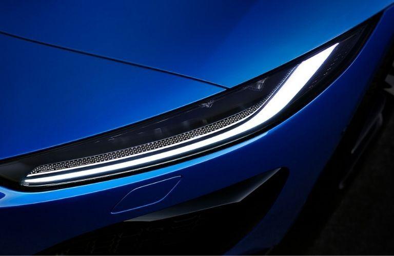 2021 Jaguar F-TYPE headlight