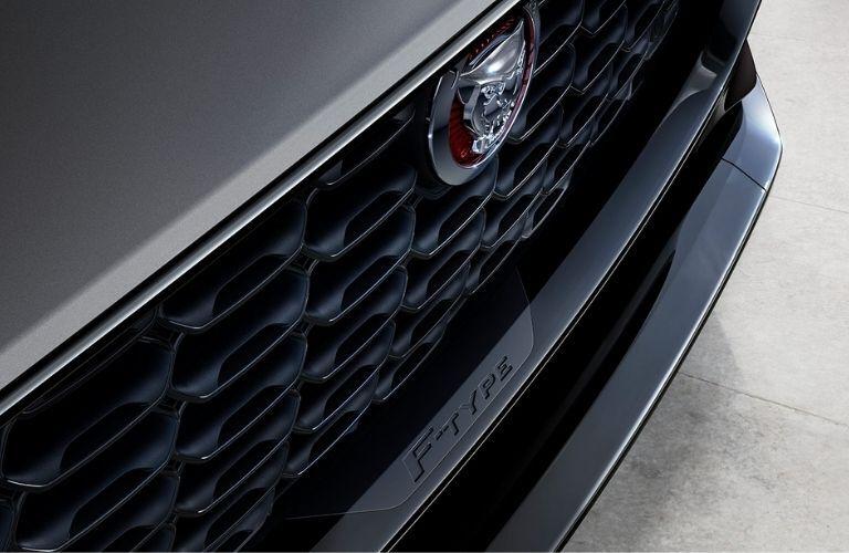 2021 Jaguar F-TYPE GRILLE