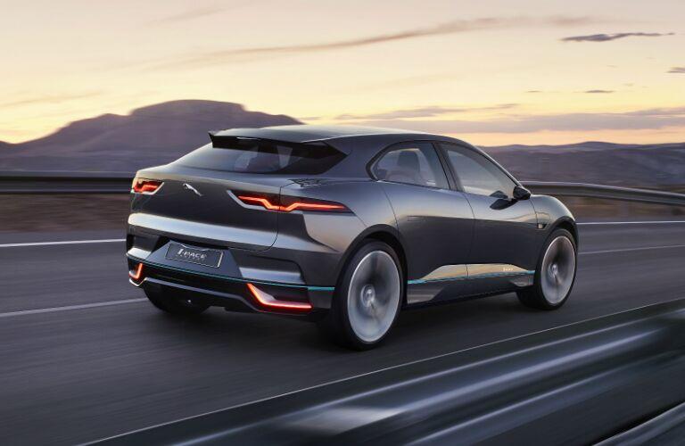 Jaguar I-PACE San Antonio TX Exterior Design