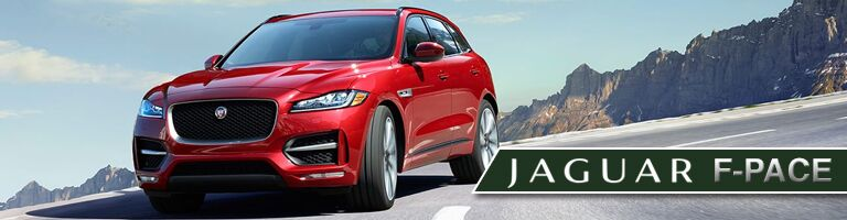You May Also Like the 2017 Jaguar F-PACE