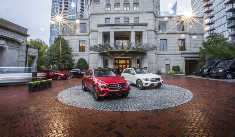 Mercedes-Benz GLC vs