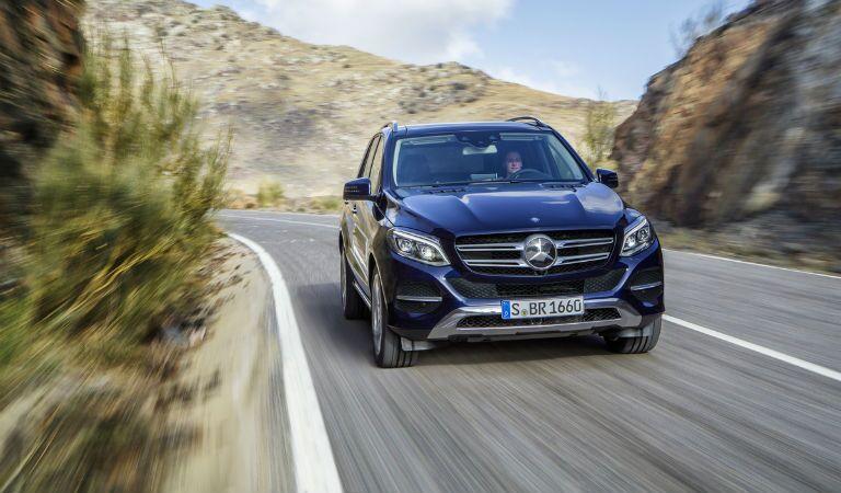 Mercedes-Benz GLE vs