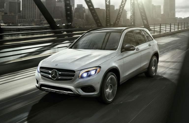 Mercedes-Benz GLC in Silver