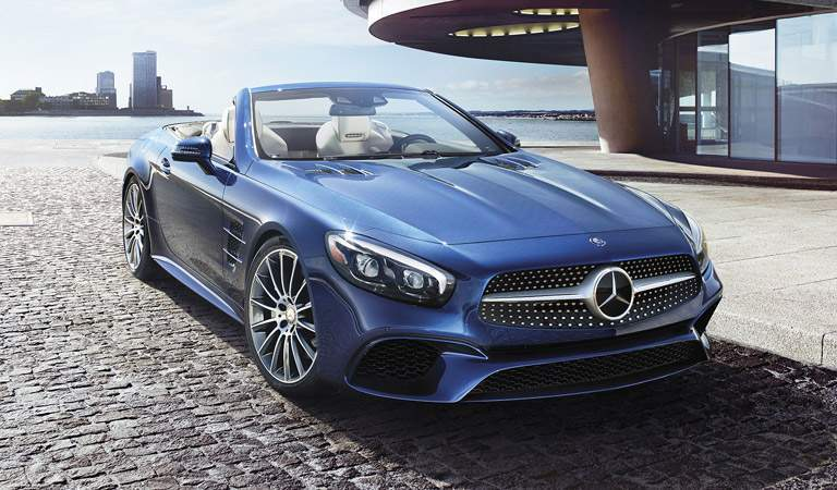 2017 Mercedes-Benz SL Roadster