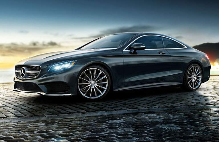 2017 Mercedes-Benz S-Class in Black