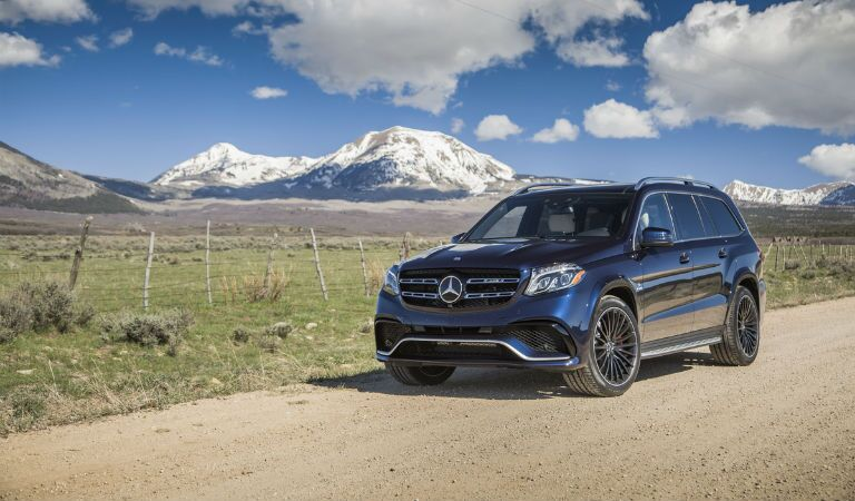 Mercedes Benz Suv Comparison Research