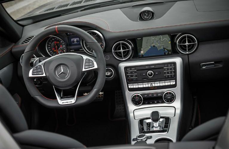 2017 Mercedes-AMG SLC43 Dashboard